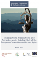 Investigations, Prosecutions, and Amnesties under Articles 2 & 3 of the European Convention on Human Rights